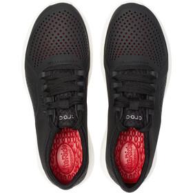 Crocs LiteRide Pacer Scarpe Donna, nero/bianco